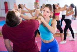 Le point sur les techniques de self defense