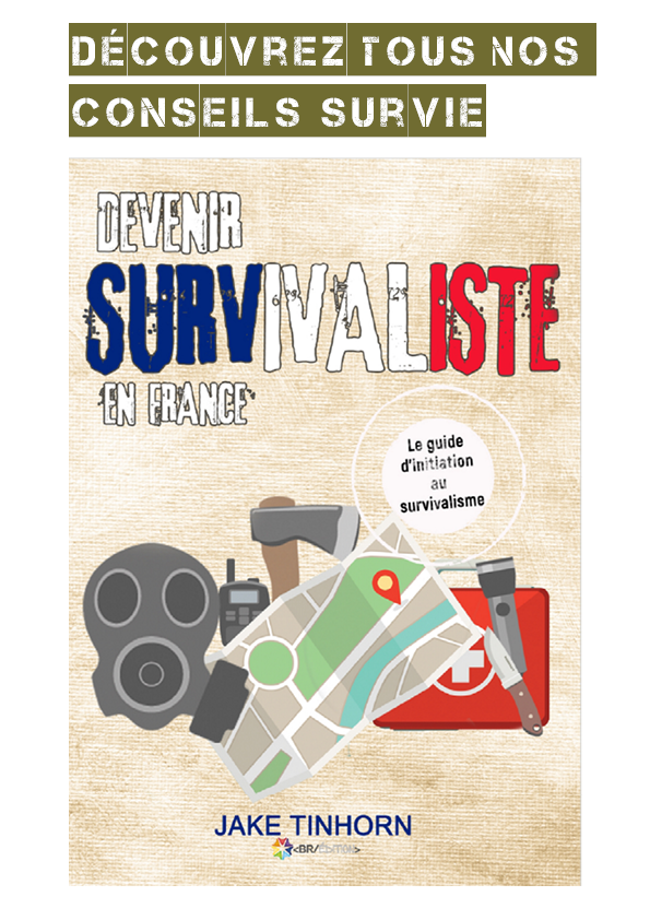 Livre-Devenir survivaliste en france